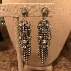 Petra Fringe Earrings